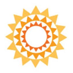 kay hay acupuncture sun logo